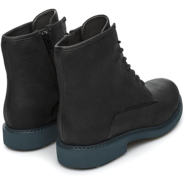 Camper Neuman Black Ankle Boots Women K400245-002