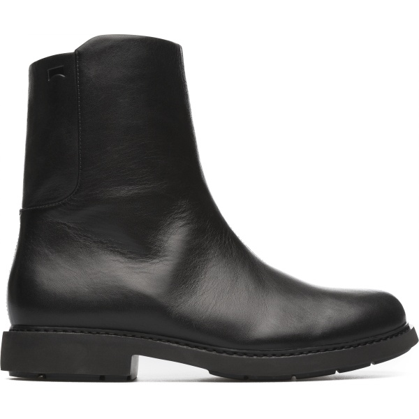 Camper Neuman Black Ankle Boots Women K400247-001
