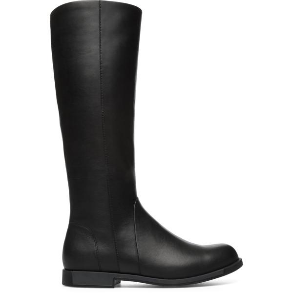 Camper Bowie Black Ankle Boots Women K400257-001
