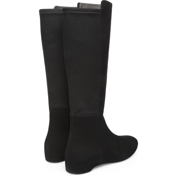 Camper Serena Black Ankle Boots Women K400260-001