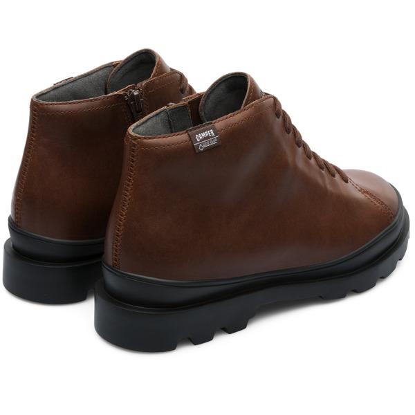 Camper Brutus Brown Casual Shoes Women K400266-002