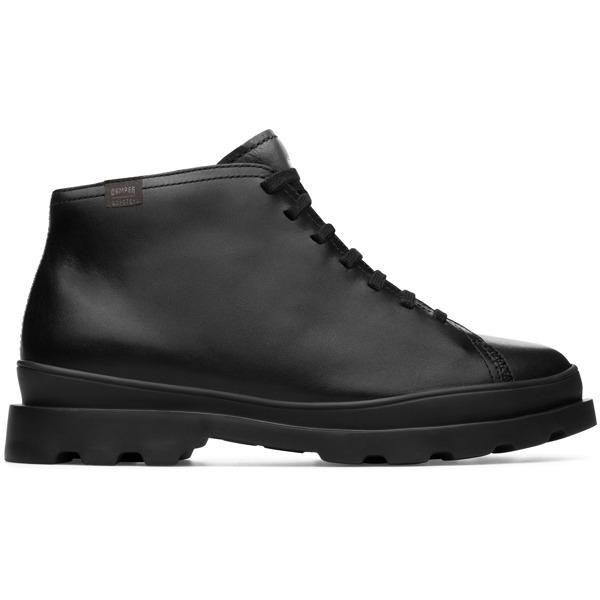 Camper Brutus Black Ankle Boots Women K400266-003