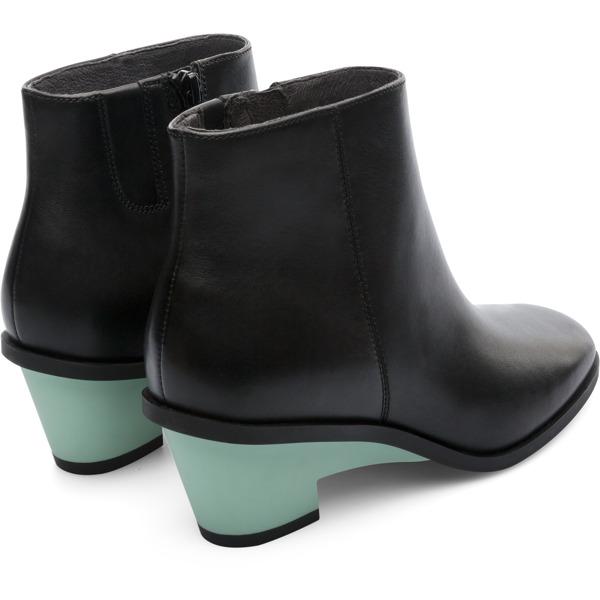 Camper Brooke Black Ankle Boots Women K400268-003