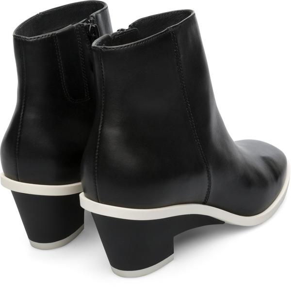 Camper Brooke Black Ankle Boots Women K400268-005