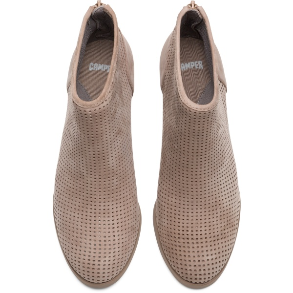 Camper Kara Beige Formal Shoes Women K400271-002