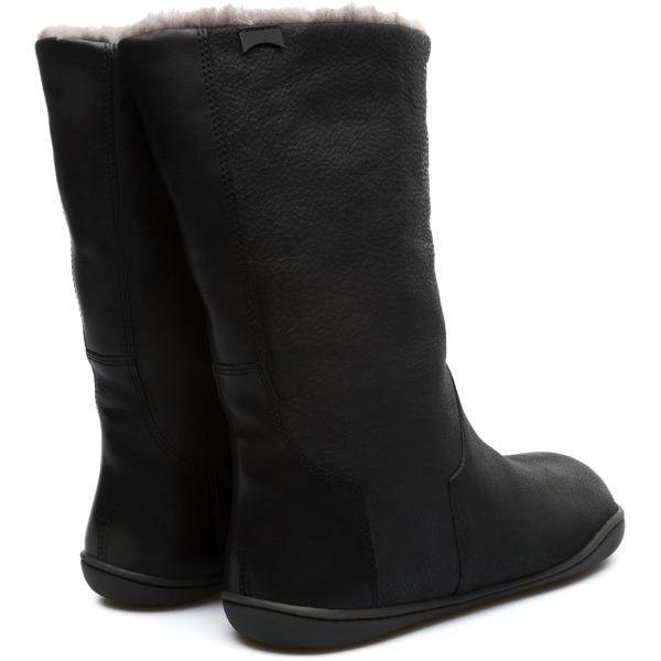 Camper Peu Black Casual Shoes Women K400295-001