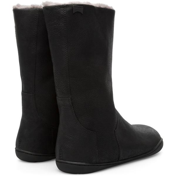 Camper Peu Black Boots Women K400295-004