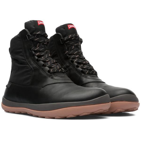 Camper Peu Pista Black Casual Shoes Women K400297-001