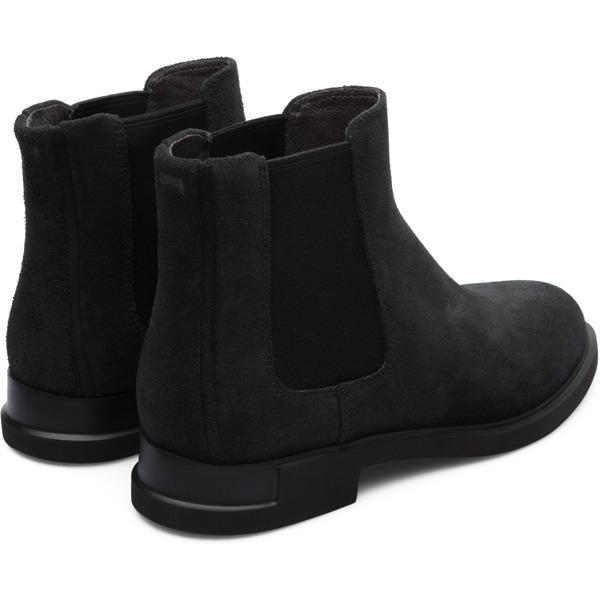 Camper Iman Black Ankle Boots Women K400299-005