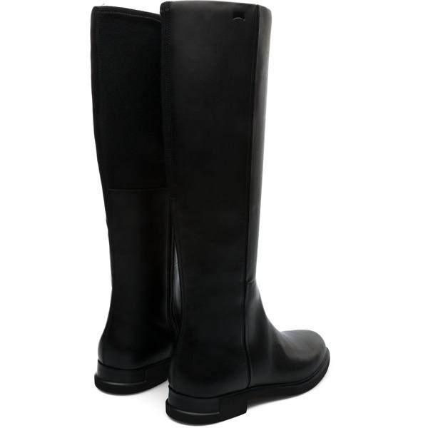 Camper Iman Black Formal Shoes Women K400302-001