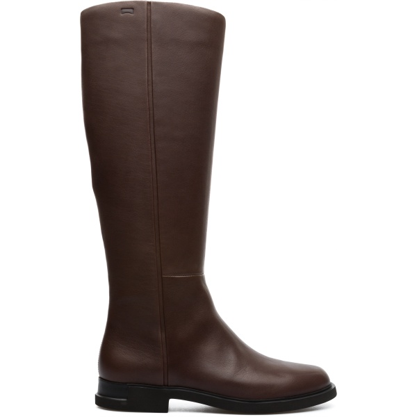 Camper Iman Brown Formal Shoes Women K400302-002