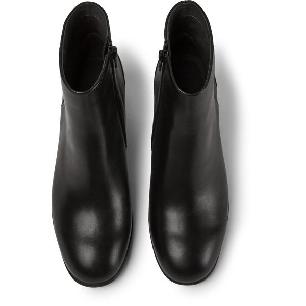 Camper Katie Black Ankle Boots Women K400311-001