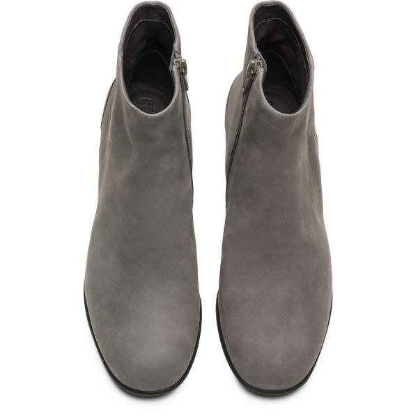 Camper Katie Grey Formal Shoes Women K400311-004