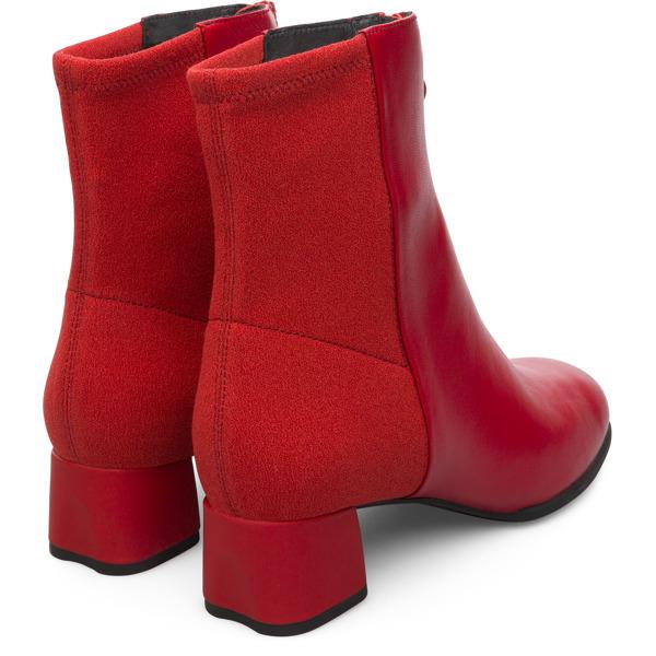 Camper Katie Red Boots Women K400312-004