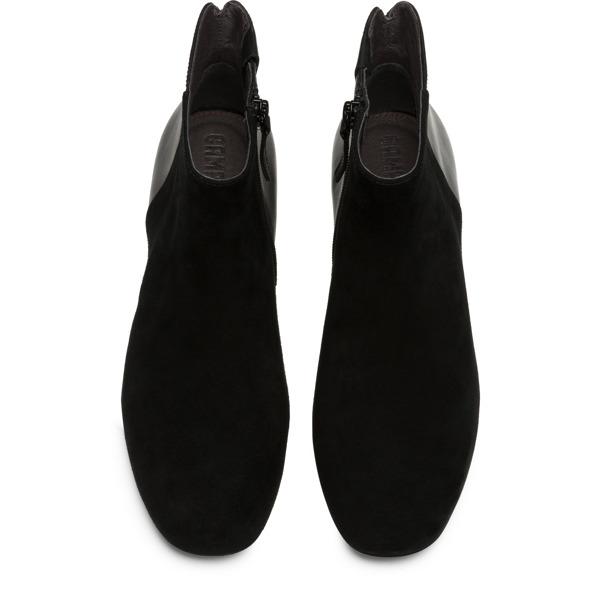 Camper Serena Black Ankle Boots Women K400314-003