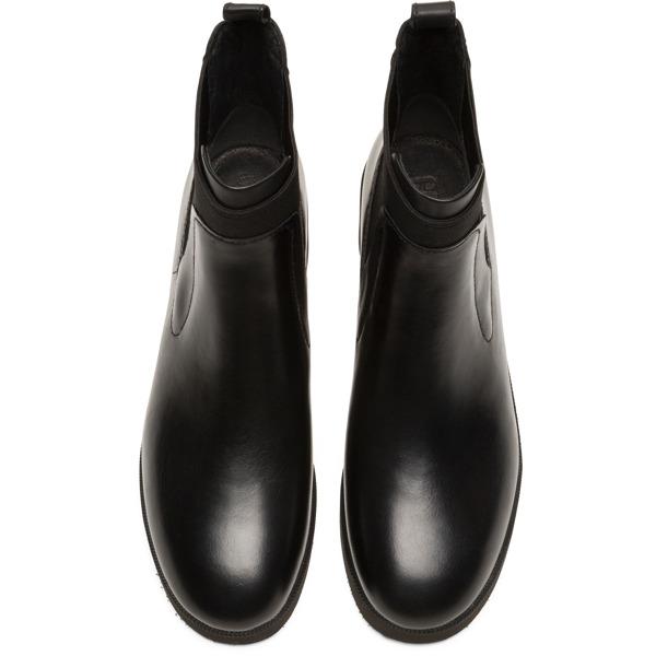 Camper Wonder Black Ankle Boots Women K400319-005