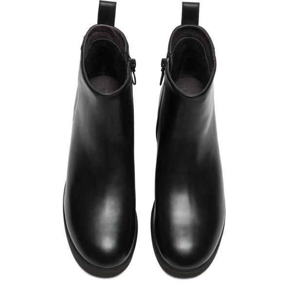 Camper Wonder Black Ankle Boots Women K400321-001