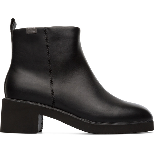Camper Wonder Black Ankle Boots Women K400321-006