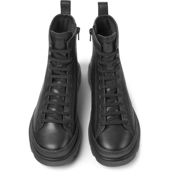 Camper Brutus Black Boots Women K400325-004
