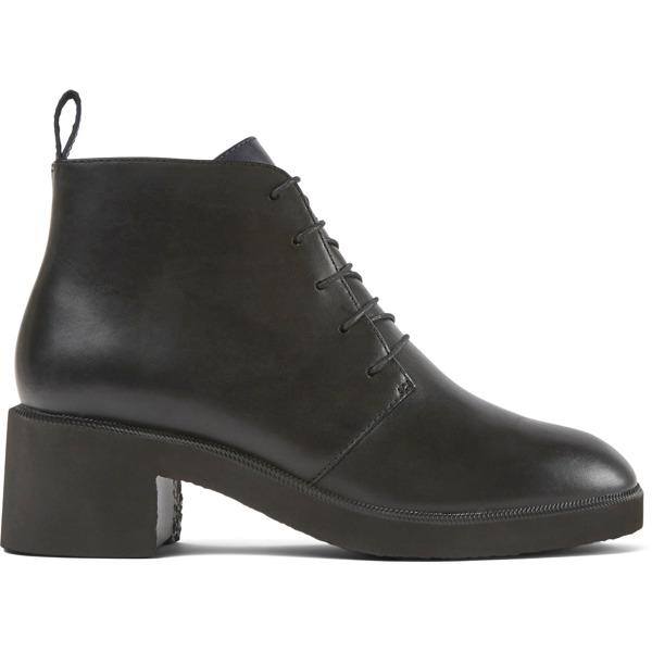 Camper Wonder Black Ankle Boots Women K400326-002