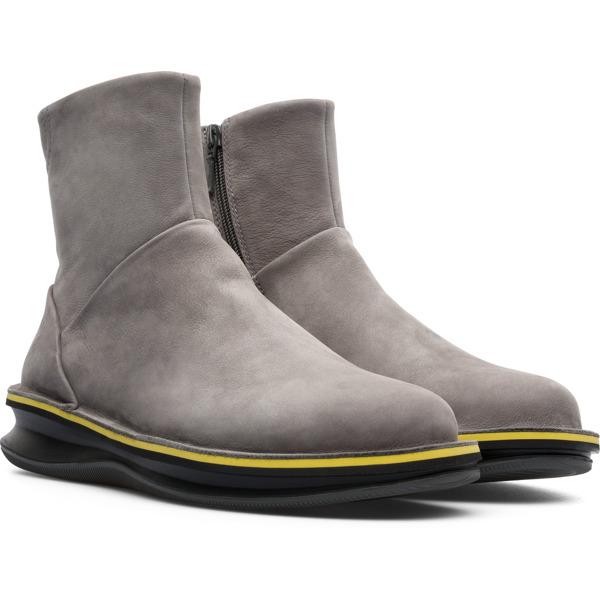 Camper Rolling Grey Casual Shoes Women K400334-002