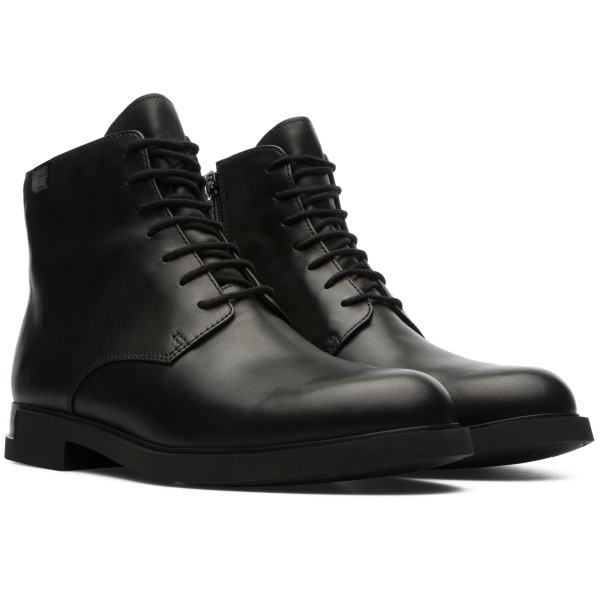 Camper Iman Black Boots Women K400342-001