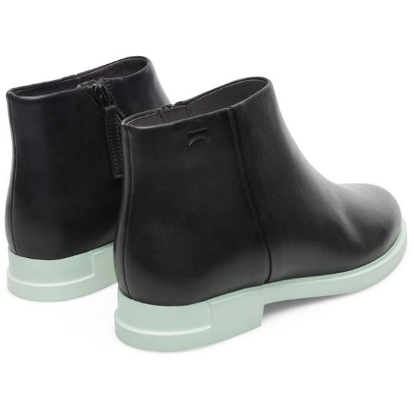 Camper Iman Black Ankle Boots Women K400357-002