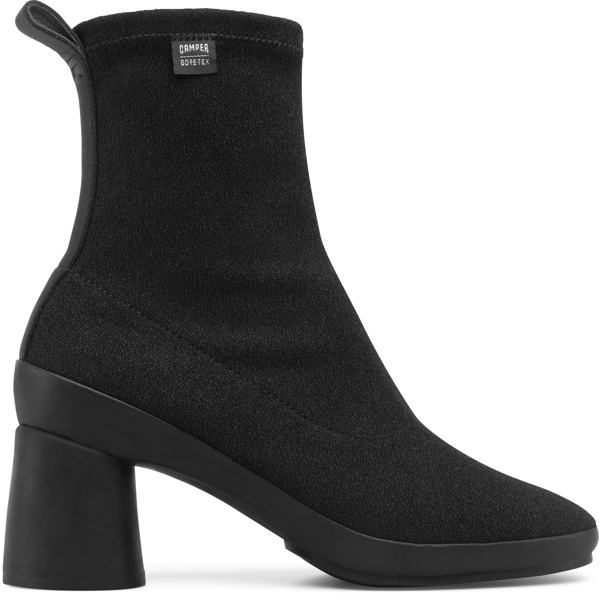 Camper Upright Black Boots Women K400370-003