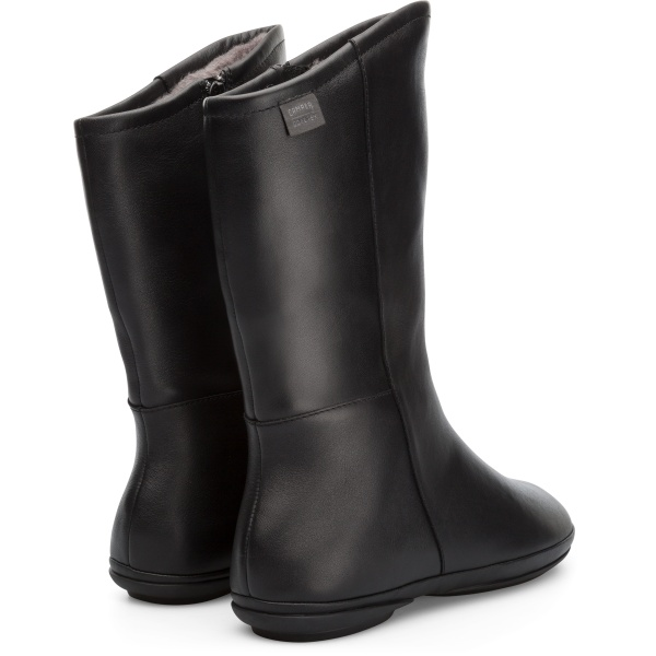 Camper Right Black Boots Women K400379-001