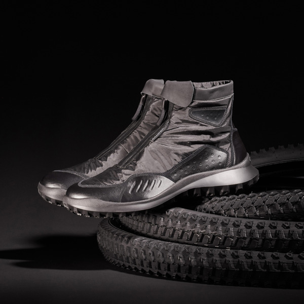 Camper CRCLR Black Sneakers Women K400380-003