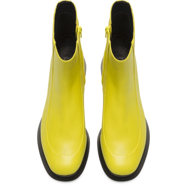 Camper Trisha Yellow Boots Women K400383-001