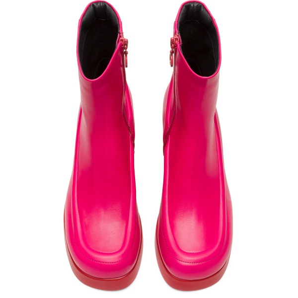 Camper Kaah Pink Boots Women K400384-002
