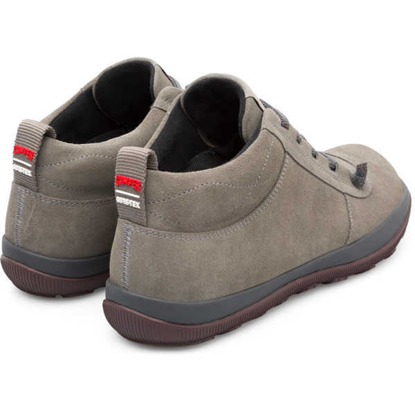 Camper Peu Pista Grey Casual Shoes Women K400385-004