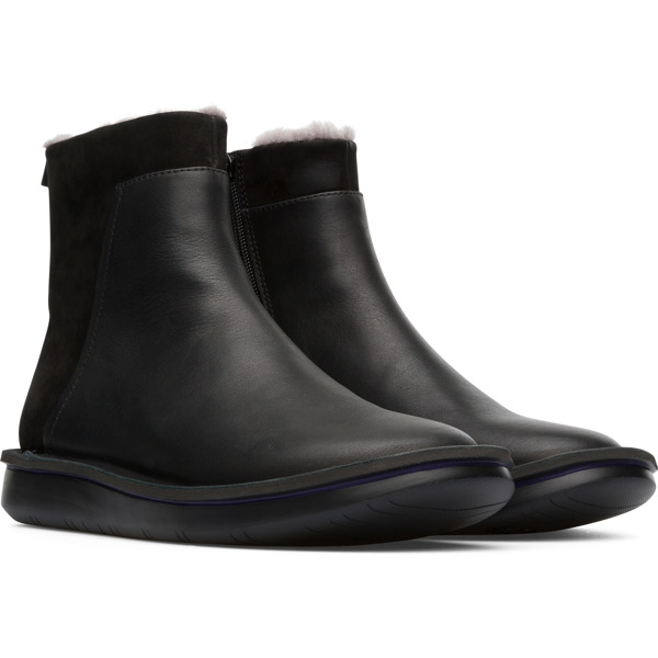 Camper Formiga Black Ankle Boots Women K400403-002