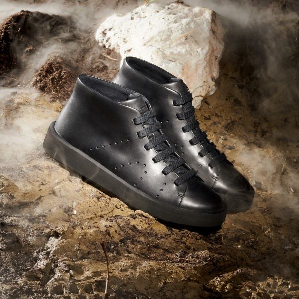 Camper Courb Black Sneakers Women K400406-003