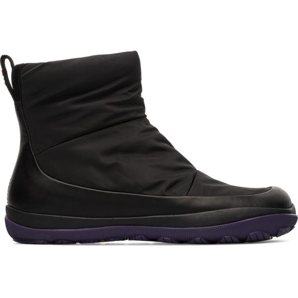 Camper Peu Pista Black Boots Women K400409-001