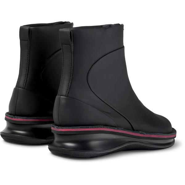 Camper Rolling Black Boots Women K400410-001