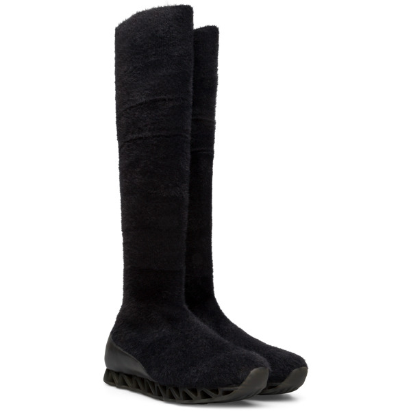 Camper Bernhard Willhelm Black Boots Women K400433-002