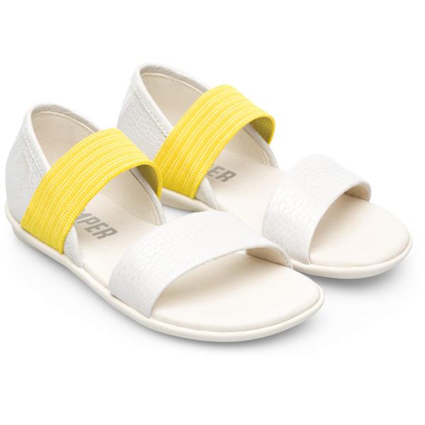 Camper Right Beige Sandals Kids K800041-004