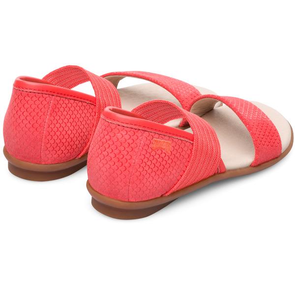 Camper Right Pink Sandals Kids K800041-011
