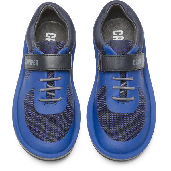 Camper Beetle  Blue Sneakers Kids K800055-002