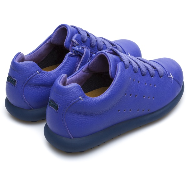 Camper Pelotas Purple Boots Kids K800058-006
