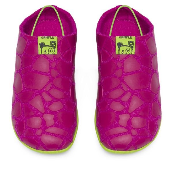 Camper Wabi Purple Slippers Kids K800064-001