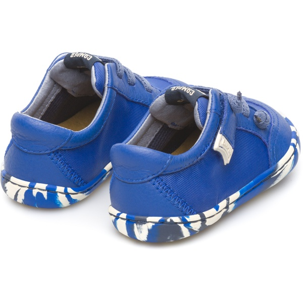 Camper Peu Blue Casual Shoes Kids K800085-003