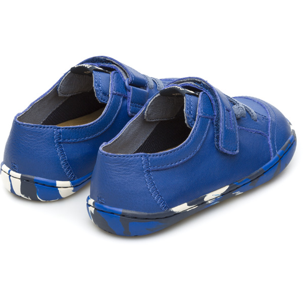 Camper Peu Blue Casual Shoes Kids K800103-004