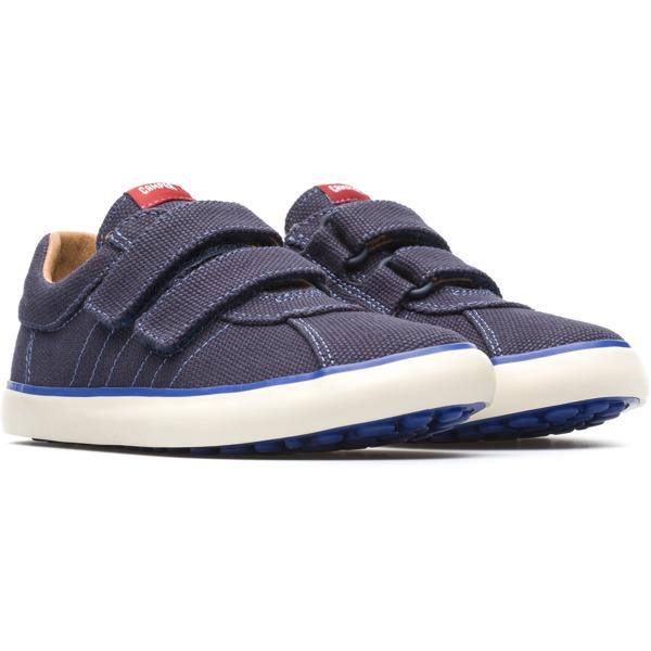 Camper Pursuit Blue Sneakers Kids K800117-002