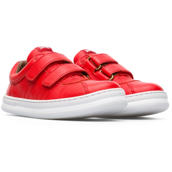 Camper Runner Red Sneakers Kids K800139-003