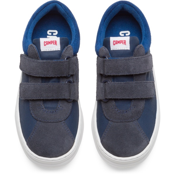 Camper Runner Blue Sneakers Kids K800139-020