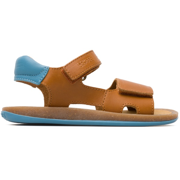 Camper Bicho Brown Velcro Kids K800156-001