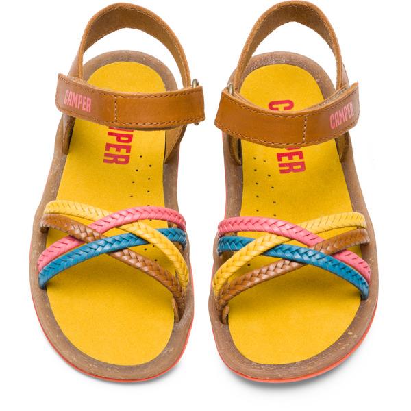 Camper Bicho Multicolor Velcro Kids K800157-001